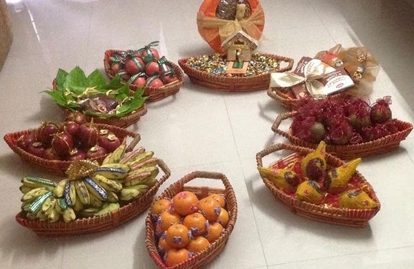 Fruit Arrangements