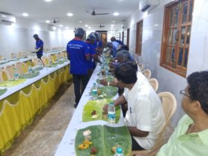 Pure Vegetarian Caterers in Chennai